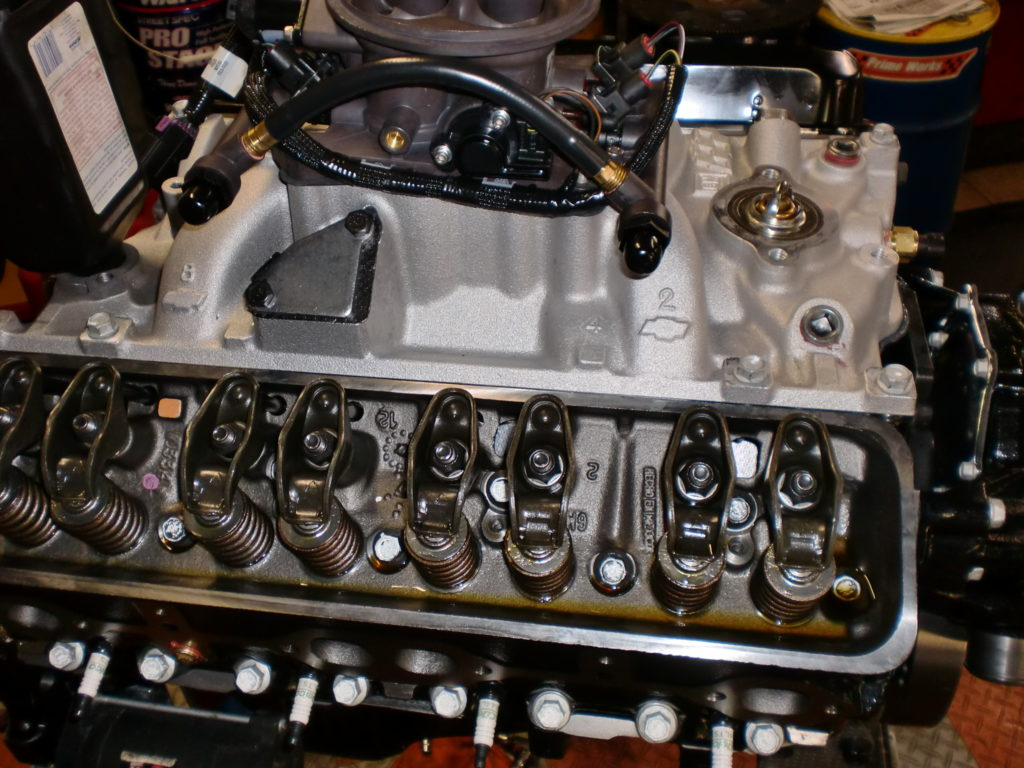 HT383 Crate Engine
