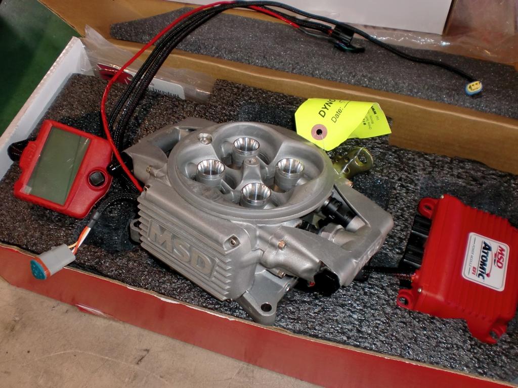 MSD Atomoic EFI 2900 Master Kit